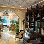 Hyatt bookcase