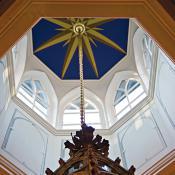 Hyatt cupola