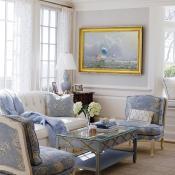 Pamela Gaylin Ryder Interiors living room