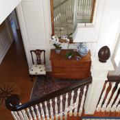 Pamela Gaylin Ryder Interiors stairs