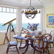 Pamela Gaylin Ryder Interiors breakfast nook