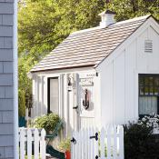 Gauthier Stacy exterior/shed