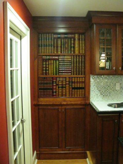 8 completed concealed door_ Wilson Kelsey Design