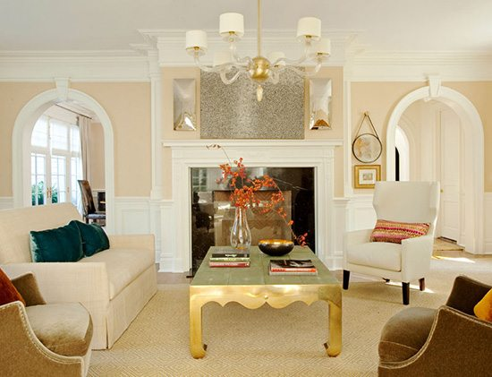 Lynne Scalo Neutral LIving Room