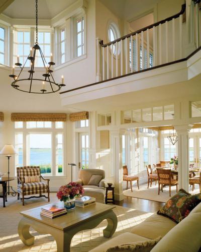 Polhemus Savery DaSilva Architects builders Great Room