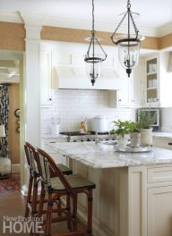 Southport Shingle Style Kitchen