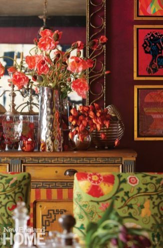 Home of Artist Rachel Valpone Diane James Poppies