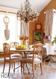 Home of Artist Rachel Valpone Kitchen