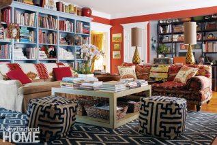 CTSP16_ Home of Artist Rachel Valpone Family Room