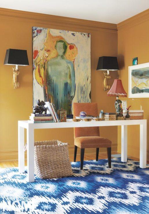 Home of Artist Rachel Valpone Office