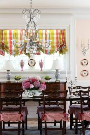 Fairfield County Georgian Colonial Dining Room