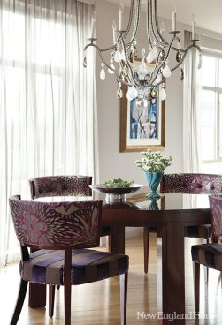 Michael Barnum dining room