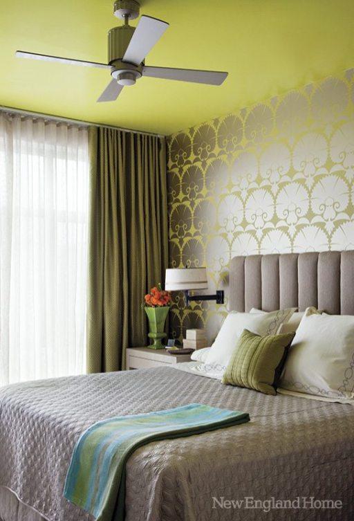 Michael Barnum bedroom
