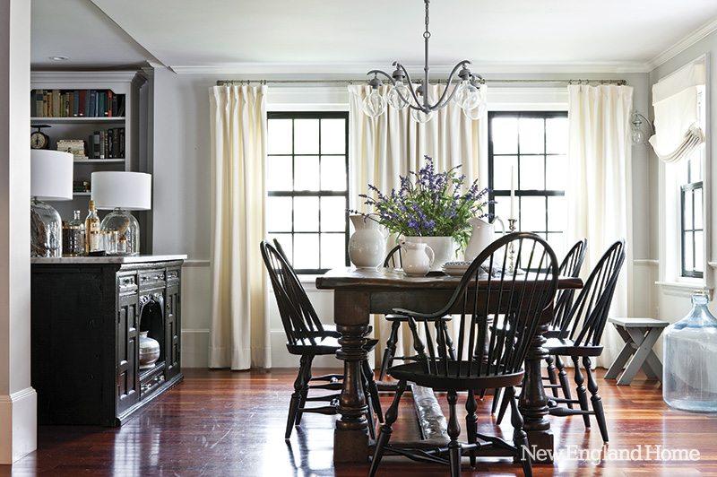 Amy Meier dining room