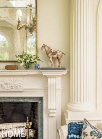 Bereznicki Associates Outdoor Pavillion Fireplace Detail
