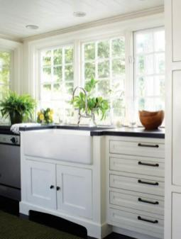 Fairfield County Federal Style Kitchen