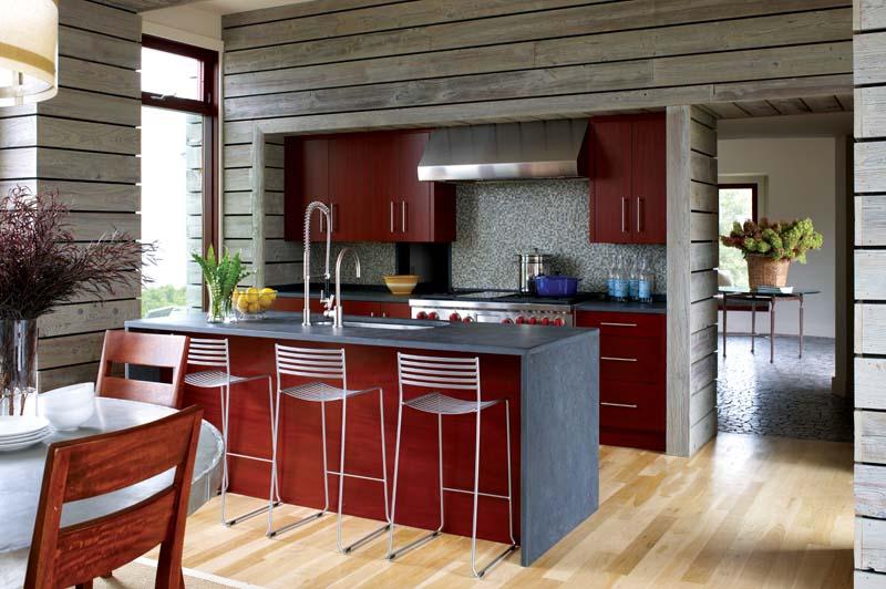 Hutker Architects kitchen