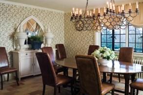 Tammy Randall Wood breakfast room