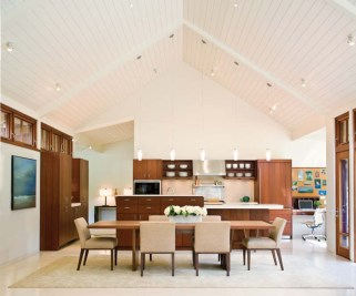 Estes/Twombly Architects dining area