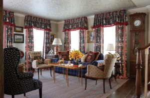 Wendy Valliere living room