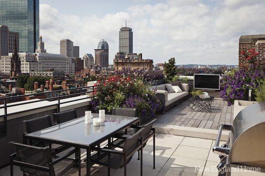 Hacin + Associates Terrace