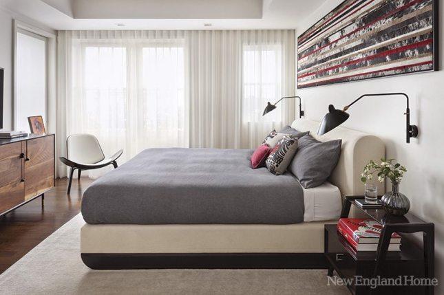 Hacin + Associates bedroom