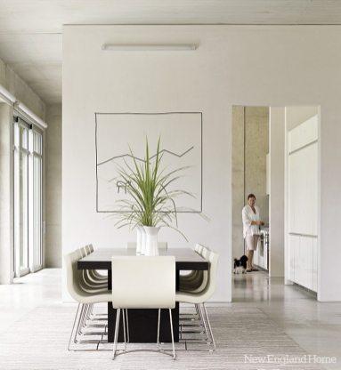 Gilberte Interiors dining room