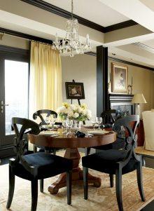 Dalia Tamari dining room