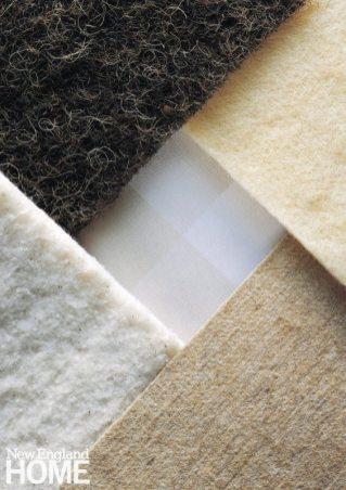 Hästens, too, employs a range of natural materials such as wool, cotton, and horsehair in its mattresses.