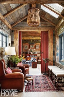 Perkins Morris Litchfield County Lounge