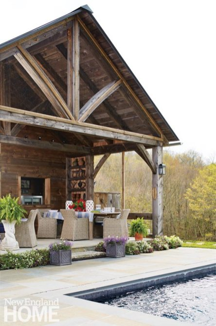 Perkins Morris Litchfield County Outdoor Space