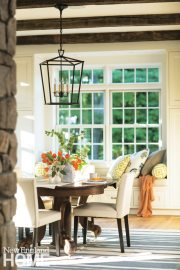 Westport Farmhouse Breakfast Area