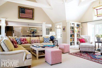 Violandi-Falmouth Family Room