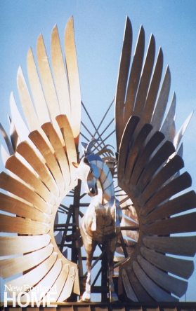 Kent Bloomer Nebraska's Great Platte River Road Archway Monument