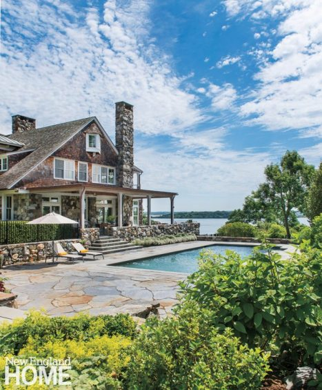 Jamestown Shingle Style Pool