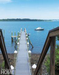 Jamestown Shingle Style Dock