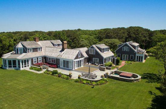 Luxury real estate Edgartown, Mass.