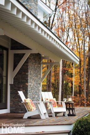 Litchfield County Porch