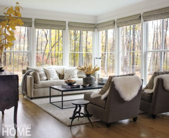 Litchfield County Family Room