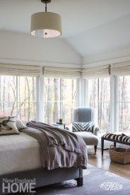 Litchfield County Master Bedroom