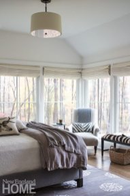Litchfield County Master Bedroom