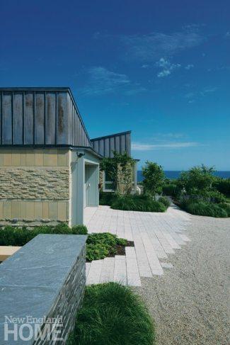 Gregory Lombardi contemporary landscape outbuildings