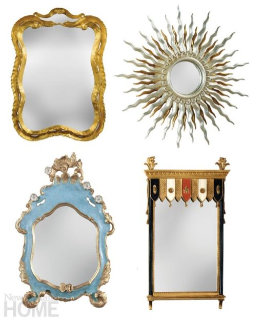 Carvers' Guild Mirrors