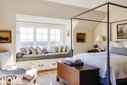 Sheldon Penoyer New Hampshire Neutral Master Bedroom