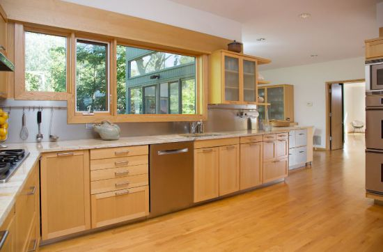 Lexington Modernist Kitchen