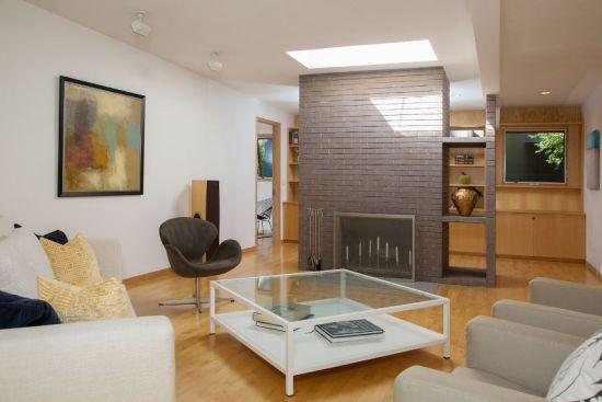 Lexington Modernist Living Room