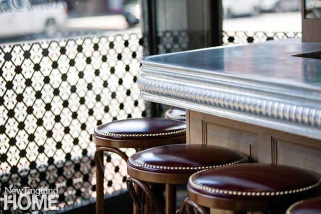 Aquitaine Boston Bar Stools