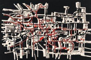 MapQuesting the Mind: Artist Heidi Whitman
