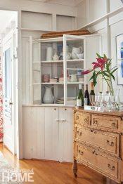 Coastal Maine Pine Dresser