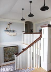 Nantucket Home Stairway